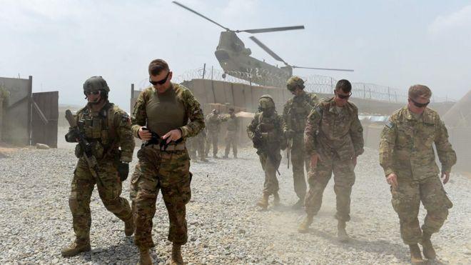 Taliban talks: US envoy says significant progress made in
