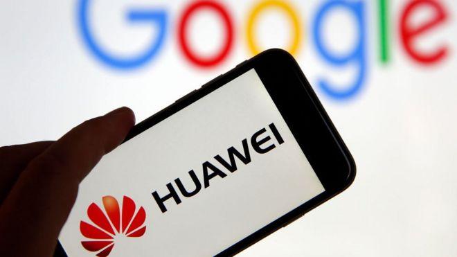 Resultado de imagen para El nuevo teléfono de Huawei ya no tendrá Android