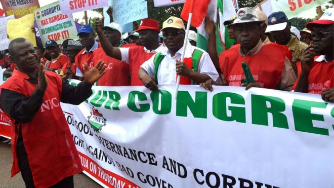 Image result for No going back on N30,000 minimum wage – Labour