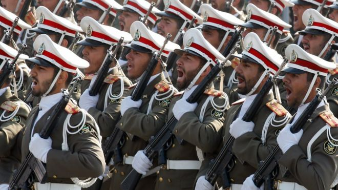 Image result for الجيش الإيراني