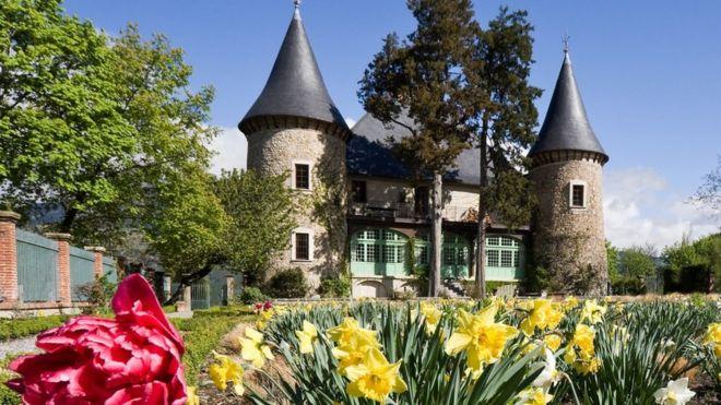 Las espeluznantes revelaciones de un diario secreto hallado en un antiguo castillo francés