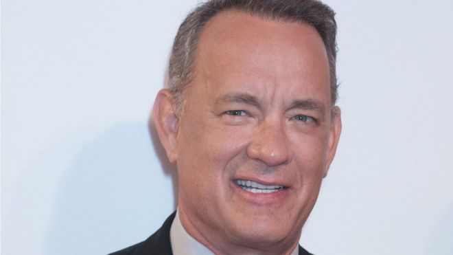 9373b402a75863 Tom Hanks says no way back for Harvey Weinstein - BBC News