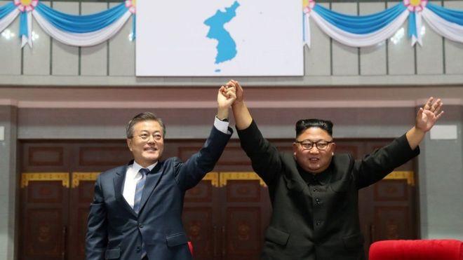 Moon Jae-in có chuyến thăm ba ngày tới Bình Nhưỡng để hội đàm với Kim Jong-un
