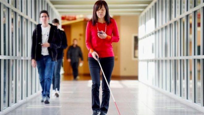 فناوری نابینایان