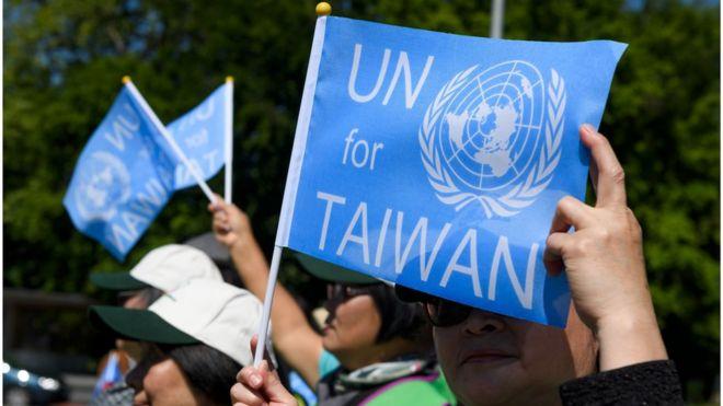 China, Taiwan, UN