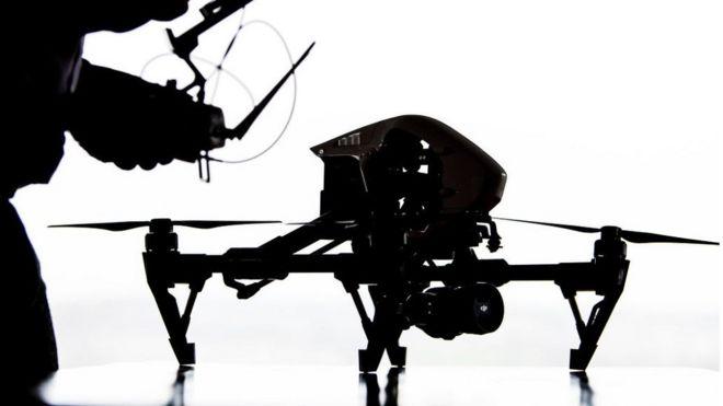 美国警告中国无人机公司的威胁