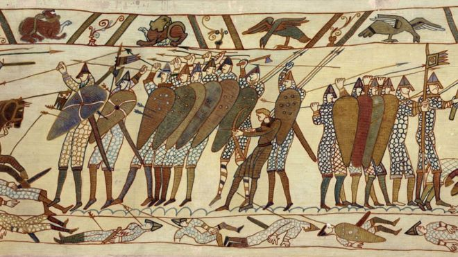Image result for bayeux tapestry