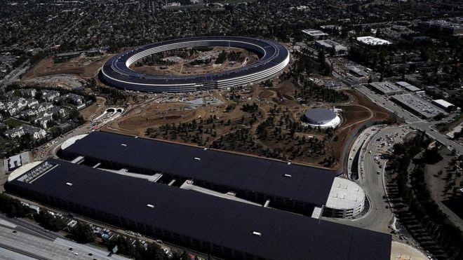 Вместе с Калифорнией Штаты покинет и ее экономика - в том числе 266 млрд долларов годовых доходов одной только Apple