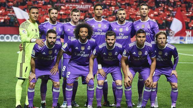 Real Madrid za ta ziyarci Deportivo - BBC News Hausa