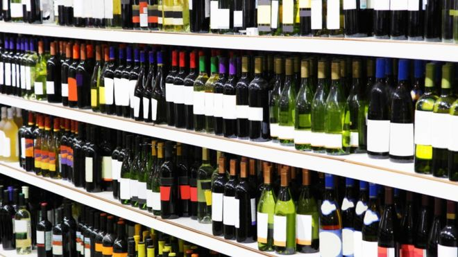 Weaker drinks to solve health problems say councils bbc news wine malvernweather Image collections