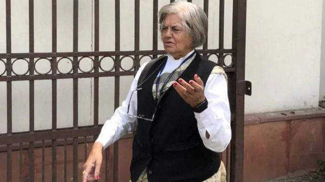 इंदिरा जय सिंह