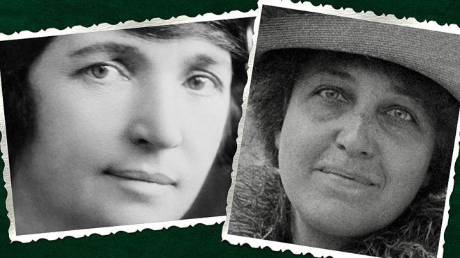 Margaret Sanger e Katharine McCormick