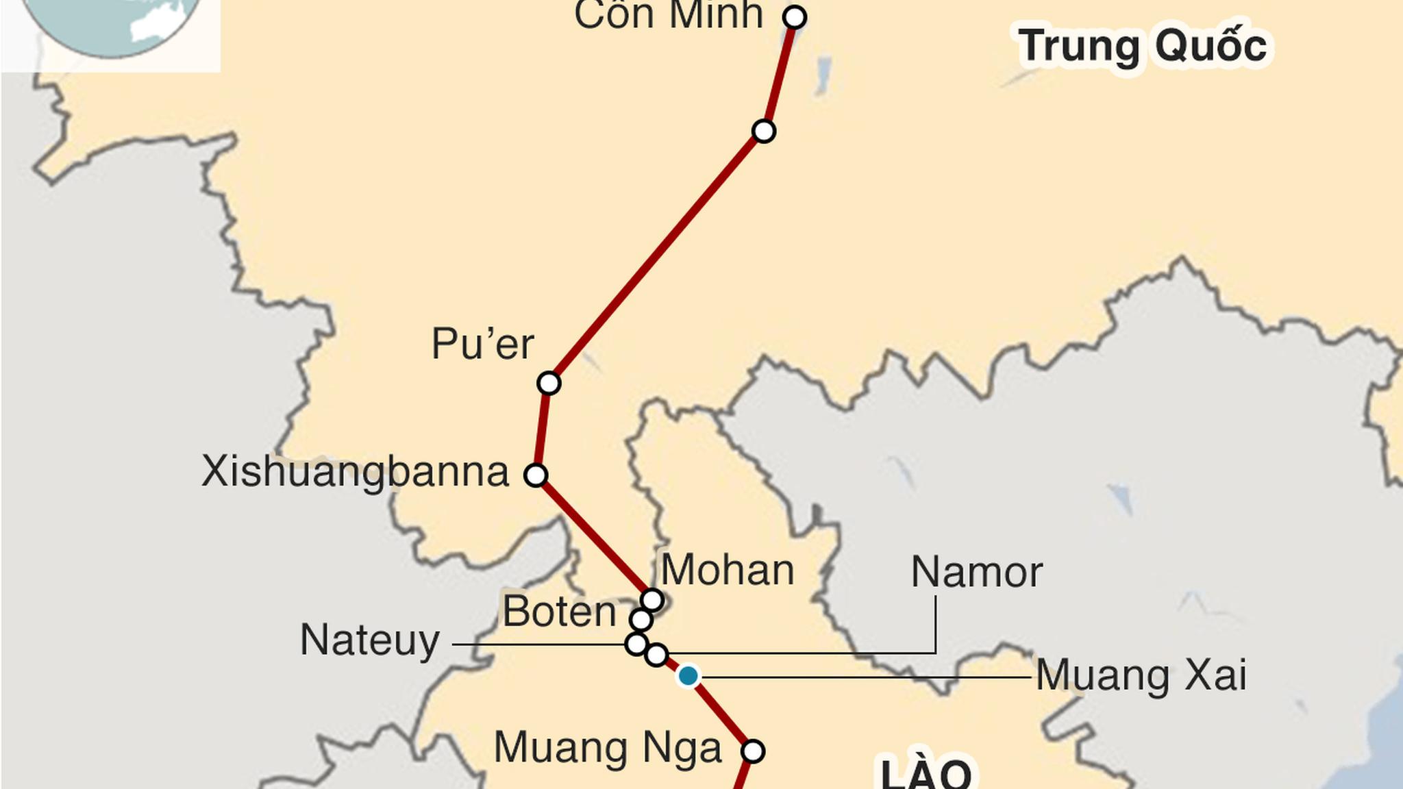 TQ - Lào