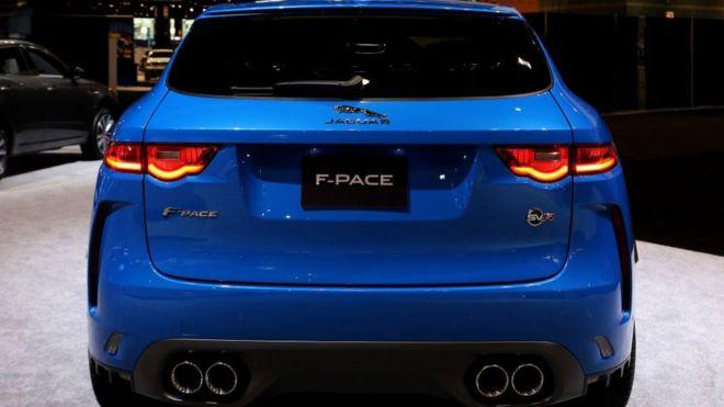 Jaguar Land Rover >> Jaguar Land Rover Plans Big Uk Investment Bbc News