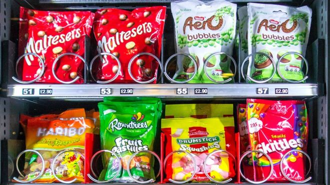Hospitals In England To Ban Super Size Chocolate Bars Bbc News