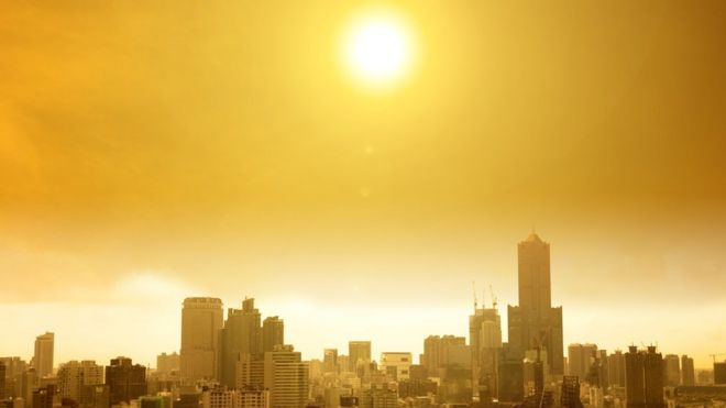 Climate change: Global impacts 'accelerating' - WMO