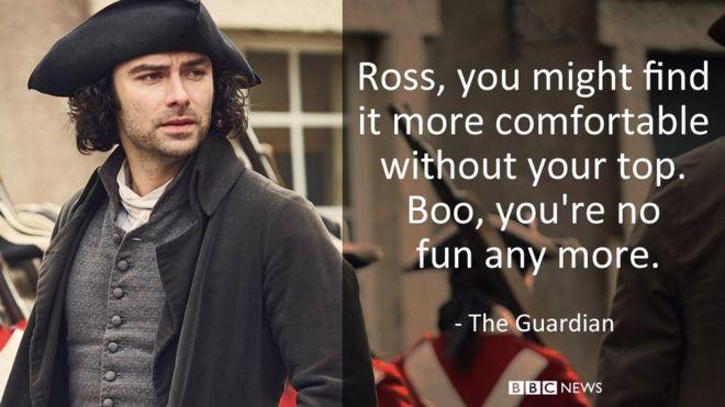 & quot; Росс, тебе может быть удобнее без твоего верха. Бу, тебе уже не весело. & Quot;
