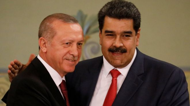 أزمة فنزويلا: ضغوط متزايدة على تركيا بسبب وارداتها من الذهب الفنزويلي