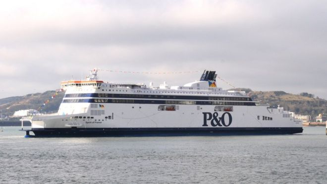 P&O Ferries accused of 'slavery' over crew wages - BBC News