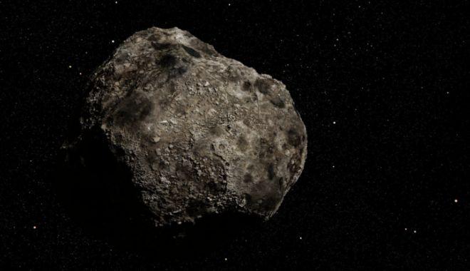 ภาพจำลองดาวเคราะห์น้อยขนาดใหญ่ ที่อาจใช้เป็นฐานสร้างสถานีอวกาศในอนาคตได้