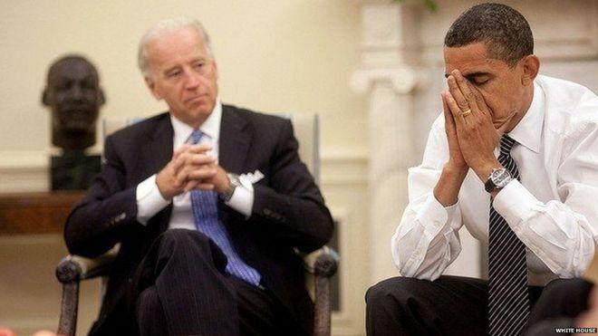 Image result for Biden vs Obama