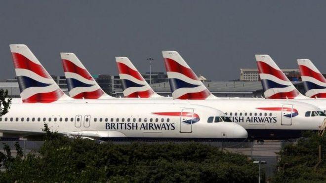 ba owner iag hails record first quarter profit bbc news