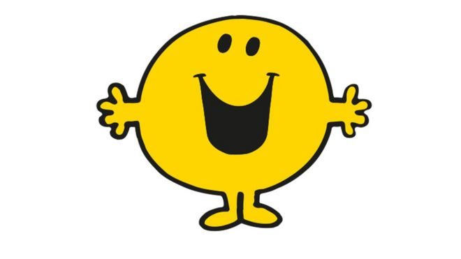 happy Happy hiring: The firm that recruits Mr Men characters   BBC News happy