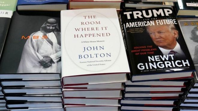 كتاب جون بولتون