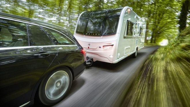e83894a40b Why more Brits are buying caravans and motor homes - BBC News