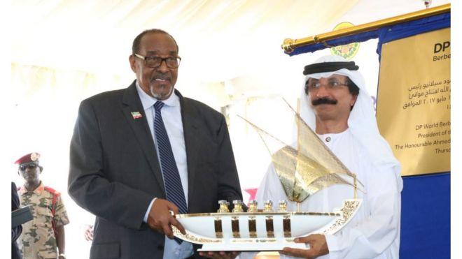 Image Caption Heshiiska Somaliland Iyo Shirkadda Dp World Ayaa Waxaa Horey Cambaareeyay Mucaaradka Somaliland