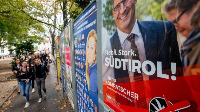 Kuzey İtalya'daki yerel seçimler Avusturya ile 'çifte pasaport' krizini derinleştirebilir