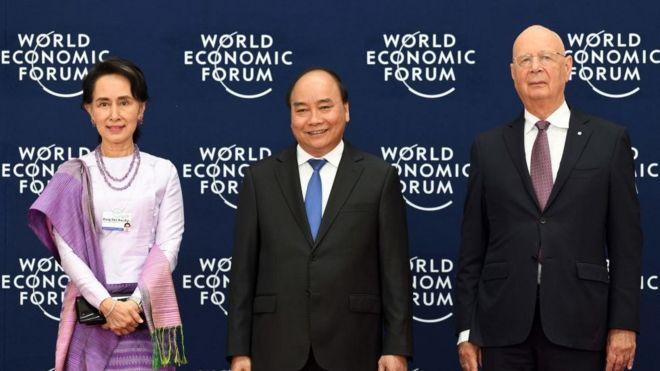 Hội nghị Diễn đàn Kinh tế thế giới về ASEAN 2018 được tổ chức tại Hà Nội từ ngày 11-13/9