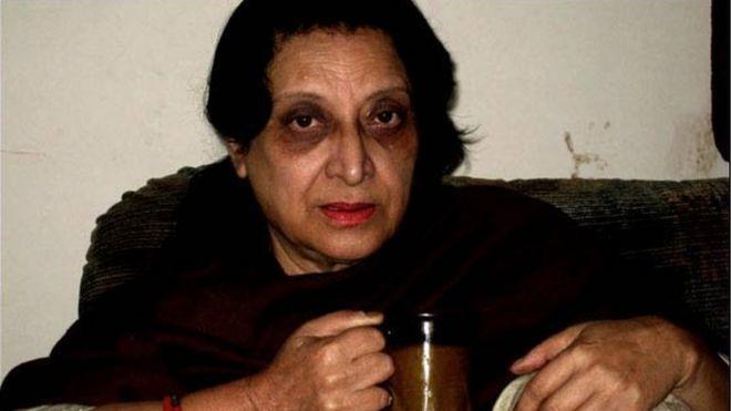 Fahmida Riaz: Pakistan poet who dared to talk about female desire
