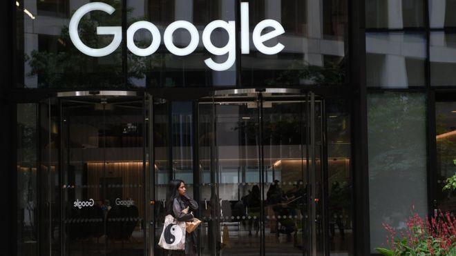 Escritório do Google em Londres