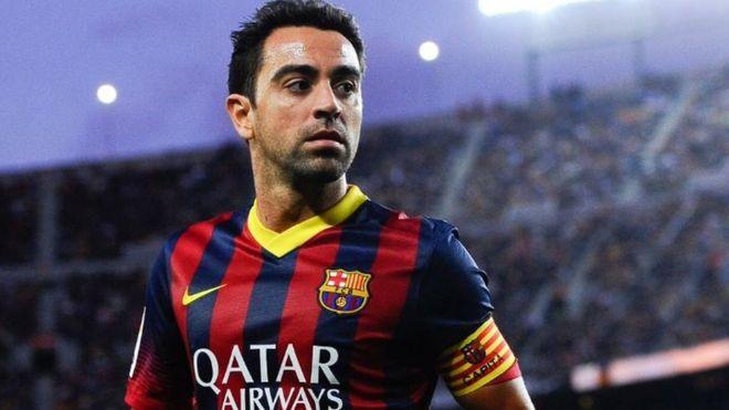 Kiongo wa kati wa Barcelona Xavi, ambaye ni meneja wa timu ya Qatari ya Al-Sadd, anasema kuwa itakuwa ni tatizo kwake kuwaongoza Lionel Messi, Luis Suarez na Sergio Busquets