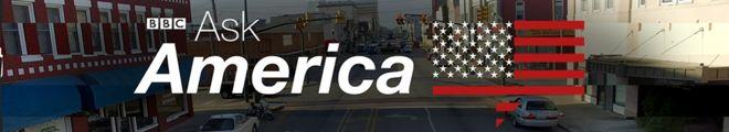 Баннер «Спроси Америку»