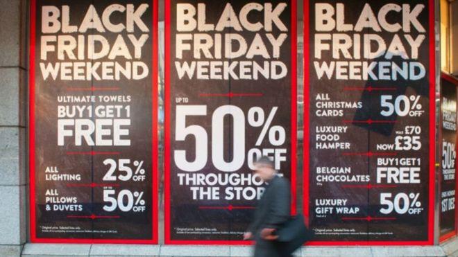 b1aad86277f De onde vem o nome Black Friday  Dez curiosidades sobre a data - BBC ...
