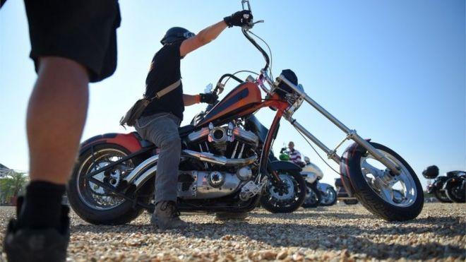 Harley-Davidson warns Trump-EU trade war will harm business