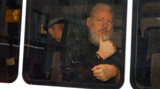 Julian Assange should not be extradited to US - Jeremy