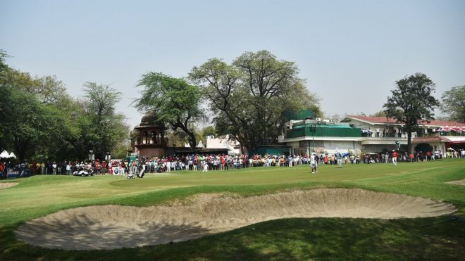 File photo of Delhi Golf Club