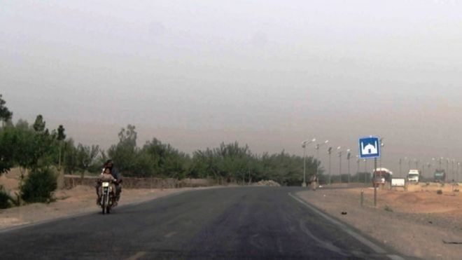 طالبان دهها مسافر را در شمالشرق افغانستان ربودند
