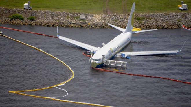 Florida plane accident: Landing feature failed on aircraft