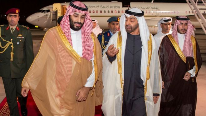 Muhammed bin Zayed ile ilgili görsel sonucu