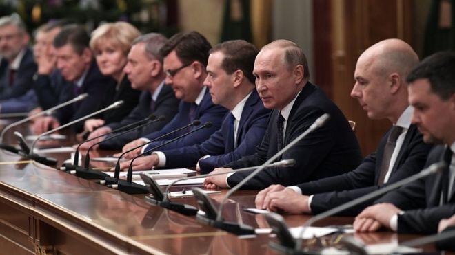 В Кремле пожаловались на ненависть к чиновникам