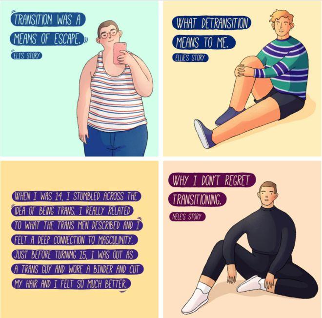 Ilustraciones de Ellie