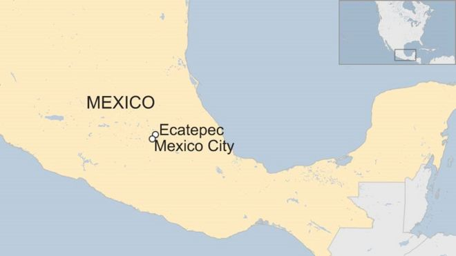 Mexico couple found with body parts could have killed 20 - BBC News
