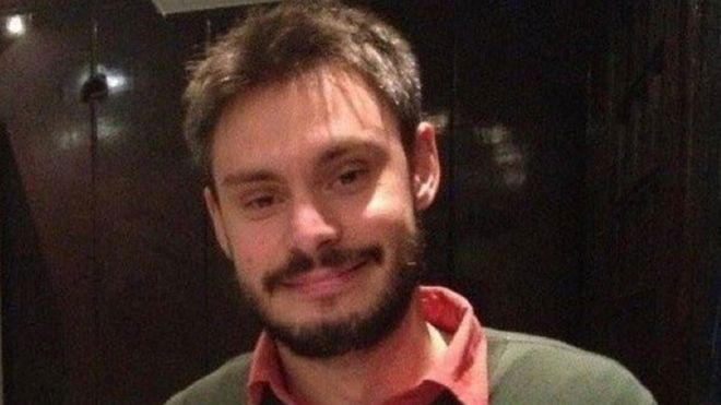 Giulio Regeni: Italy names Egyptian police in murdered