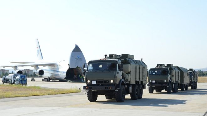 """S-400 savunma sistemi Nisan 2020'de faal olacak"""