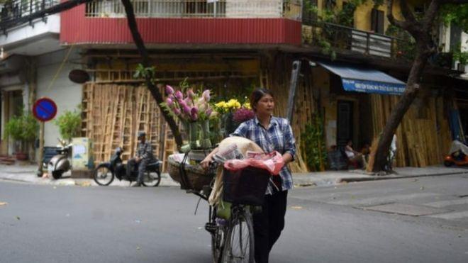 Góc phố Hà Nội
