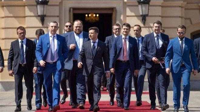 Ермак вместо Богдана: что стоит за сменой главы аппарата президента Украины Зеленского